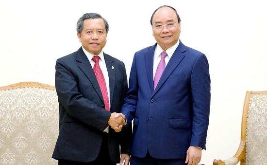 Việt Nam tiếp tục giúp Lào phát triển khoa học và công nghệ