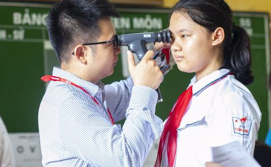 Cận thị - Tật khúc xạ phổ biến nhất