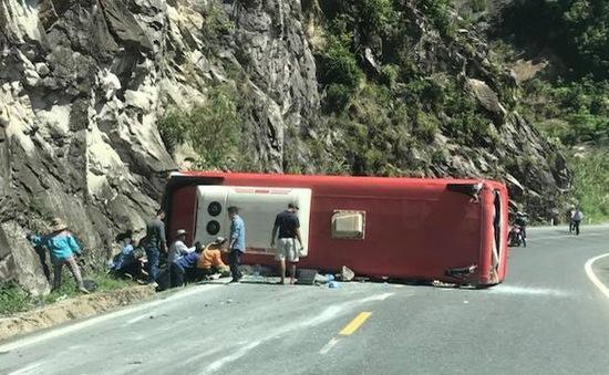 Nguyên nhân ban đầu vụ tai nạn trên đèo Khánh Lê