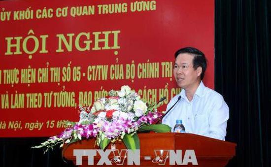 Học tập và làm theo tư tưởng, đạo đức, phong cách Hồ Chí Minh cần làm thực chất
