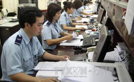 Lập Tổ liên ngành kiểm tra tiêu cực tại Hải quan Hải Phòng