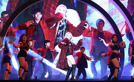 Khán giả Hà thành cuồng nhiệt với K-pop