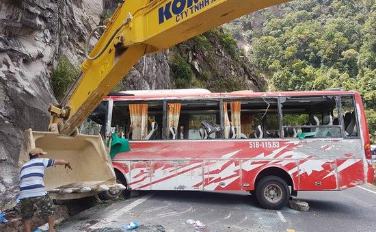 Liên tiếp xảy ra tai nạn trên các cung đường đèo dốc