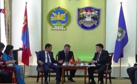 Thúc đẩy quan hệ hợp tác giữa Hà Nội và Uan Bator (Mông Cổ)