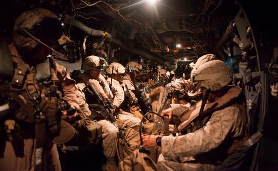 Mỹ tăng thủy quân lục chiến bảo vệ các Đại sứ quán ở Trung Đông