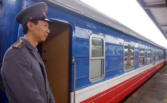Đổi giờ chạy tàu khách tuyến Bắc - Nam