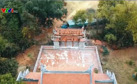 Bắc Giang xử lý nghiêm vi phạm trong việc tu bổ di tích tại chùa Bổ Đà