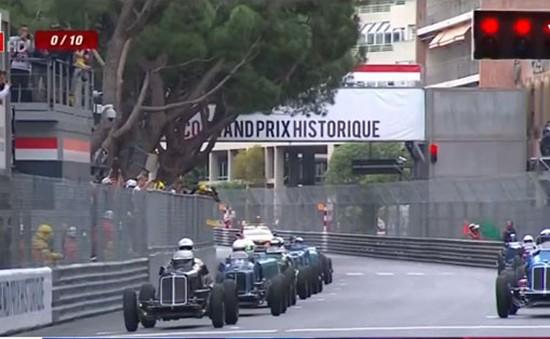 Chiêm ngưỡng những chiếc xe  F1 cổ tại Monaco