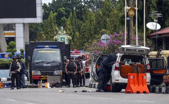 Loạt vụ đánh bom tại Indonesia: IS nhận là thủ phạm