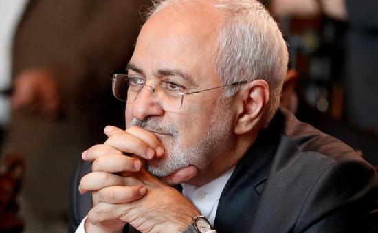 Ngoại trưởng Iran tới Brussels họp bất thường