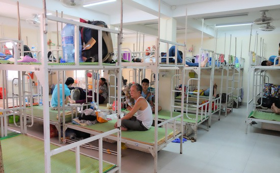 Bệnh viện Việt Đức khánh thành nhà lưu trú cho người nhà bệnh nhân