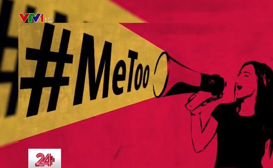 Phong trào lên tiếng phản đối quấy rối tình dục trong giới giải trí