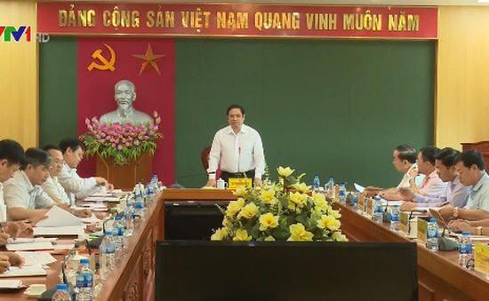 Thái Nguyên cần tiếp tục nghiên cứu kỹ các nghị quyết của Trung ương