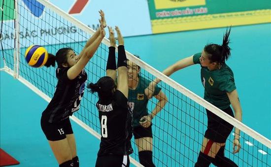 VTVcab độc quyền phát sóng Giải vô địch bóng chuyền nữ U23 châu Á