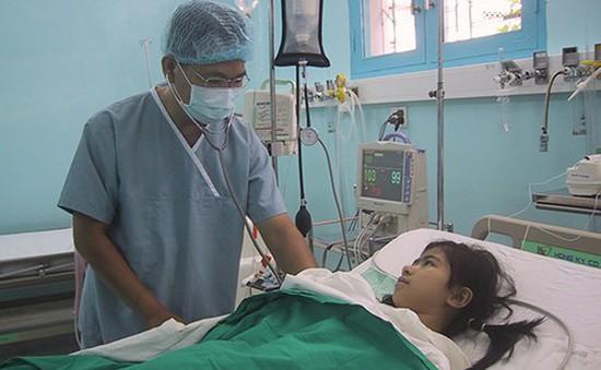 Bệnh viện Nhi Đồng TP.HCM mổ tim miễn phí cho bệnh nhi mắc tim bẩm sinh