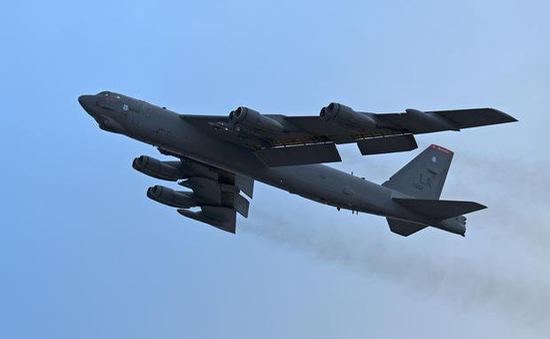 Mỹ rút máy bay B-52 khỏi cuộc tập trận chung với Hàn Quốc