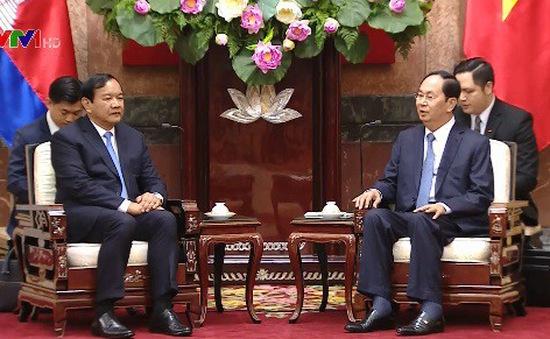 Đề nghị Campuchia hỗ trợ thiết thực cho người Campuchia gốc Việt