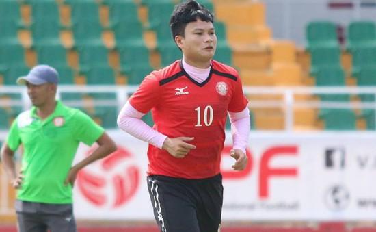 CLB TP Hồ Chí Minh đón tin vui từ Phi Sơn