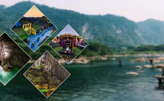"""Liên kết du lịch Quảng Nam - Quảng Bình trên """"con đường di sản"""""""