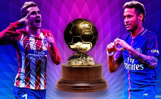 Sau thời kỳ Ronaldo - Messi, Griezmann và Neymar sẽ thống trị bóng đá thế giới?