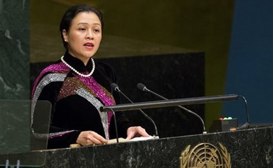 Đề cao luật pháp quốc tế trong duy trì hòa bình và an ninh