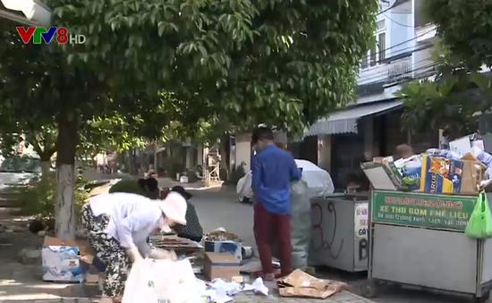 Mô hình hay về phân loại rác tại nguồn