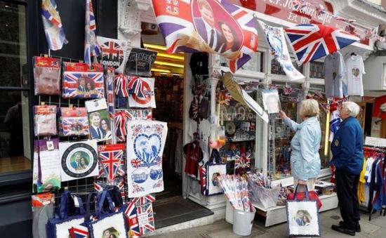 Cú hích kinh tế từ đám cưới Hoàng gia Anh