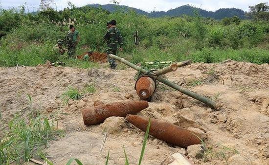 Bình Định: Nổ đầu đạn, 2 quân nhân tử vong, 3 quân nhân bị thương