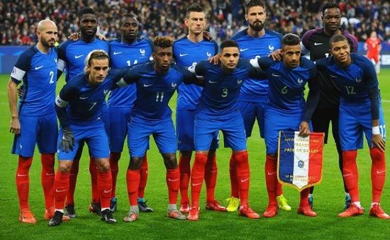 ĐT Pháp công bố danh sách 23 cầu thủ dự World Cup: Vắng mặt nhiều ngôi sao