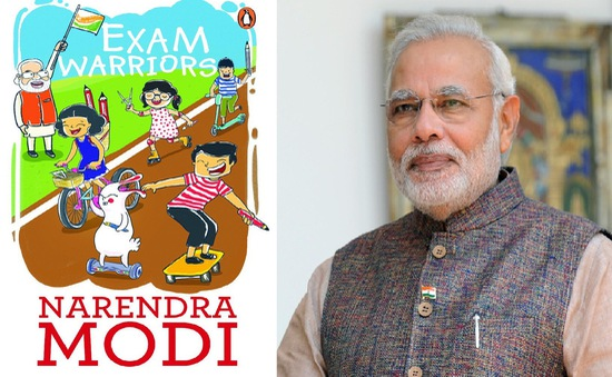 Thủ tướng Ấn Độ xuất bản sách dành cho các sĩ tử