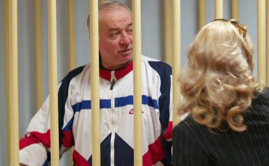 Nga - Anh căng thẳng liên quan tới vụ điệp viên Sergei Skripal