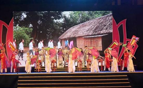 Lễ hội Làng Sen 2018 - điểm hội tụ, tỏa sáng văn hóa, tư tưởng của Người