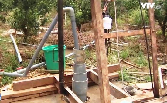 Tiền Giang - Thiếu nước giữa vùng sông nước