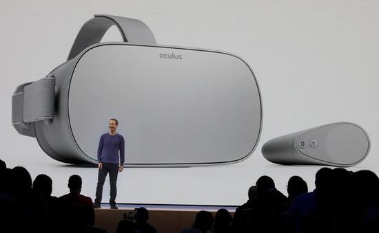 Kính thực tế ảo Oculus Go của Facebook chính thức lên kệ, giá bán 199 USD
