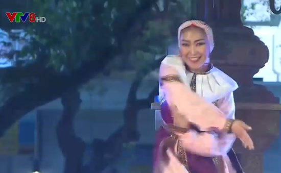 Ấn tượng màn biểu diễn của Đoàn nghệ thuật cung văn hóa Trung ương Mông Cổ