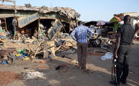 Nigeria tăng cường an ninh sau vụ đánh bom đẫm máu