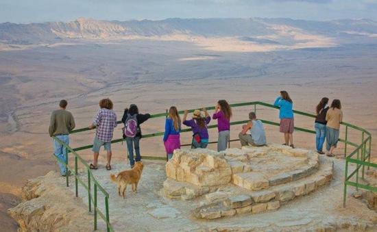 Israel phát động cuộc thi thúc đẩy du lịch sa mạc