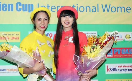 Cúp VTV9 Bình Điền 2018: Chủ công BIP toàn diện nhất, Sabina giành giải Miss Volleyball