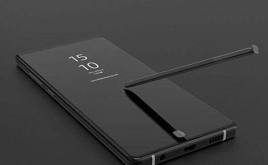 Galaxy Note 9 ra mắt vào tháng 7 sẽ có cảm biến vân tay dưới màn hình?
