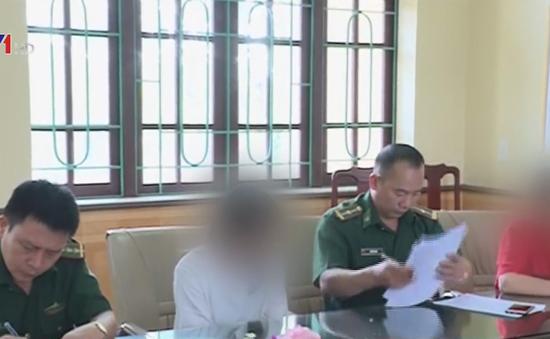 Giải cứu thành công 2 nữ sinh bị lừa bán sang Trung Quốc