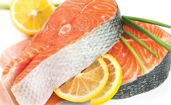 Ăn cá 2 lần mỗi tuần đế tim mạch khỏe mạnh