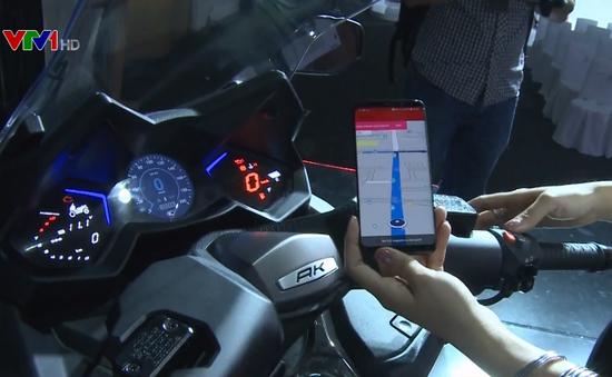 Công nghệ thông minh hỗ trợ người đi xe máy
