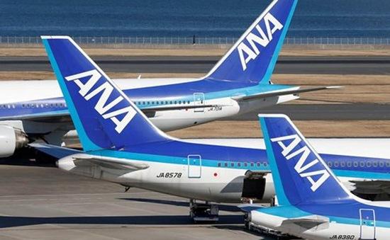 Nhật Bản sơ tán khẩn cấp hành khách trên máy bay của hãng ANA