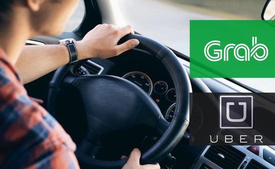 Grab tăng giá cước sau khi mua lại Uber