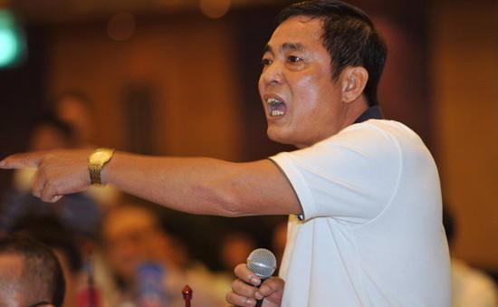 Ông Trần Mạnh Hùng xin rời ghế Phó Chủ tịch VPF