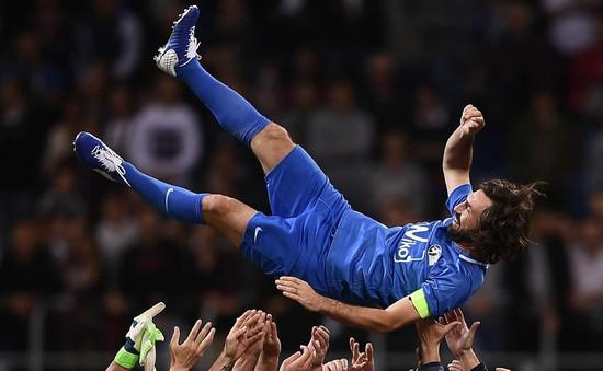 Những ngôi sao góp mặt trong trận đấu chia tay Andrea Pirlo