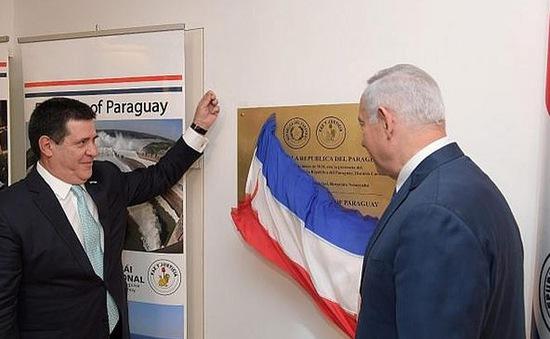 Paraguay mở đại sứ quán tại Jerusalem