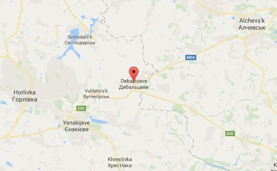 Ukraine: Lựu đạn phát nổ trên xe bus, 4 học sinh thương vong