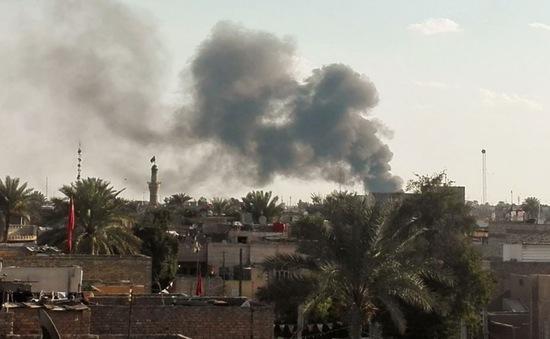 Tấn công tự sát tại Iraq, ít nhất 4 người thiệt mạng