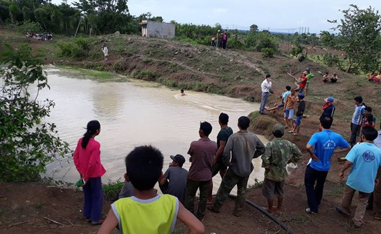 Gia Lai: Hai học sinh đuối nước trong giờ ra chơi
